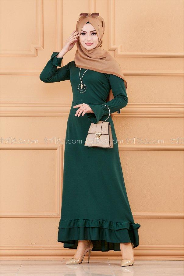 Dress EMERALD- 1363