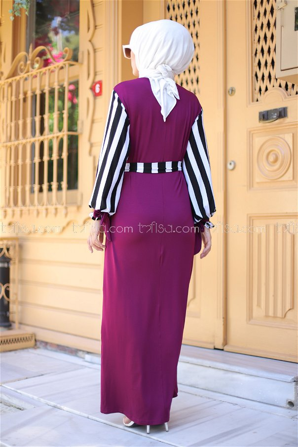 Dress Fuchsia - 5266