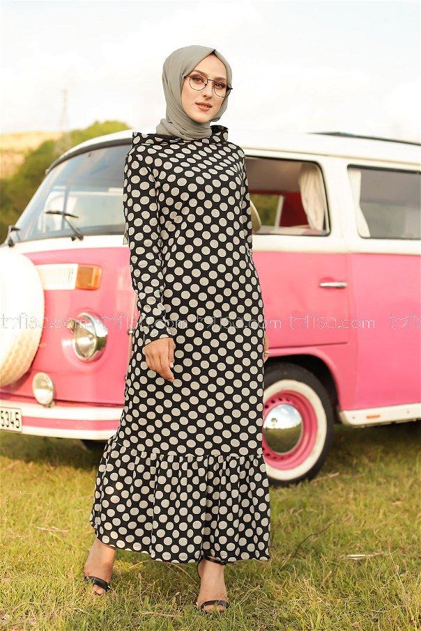 Dress Hooded Flywheel Black- 3100