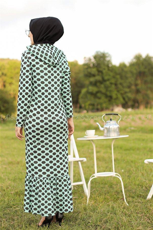 Dress Hooded Flywheel Mint - 3100