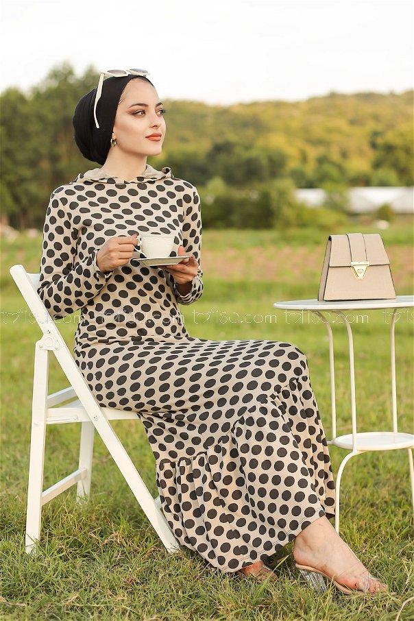 Dress Hooded Flywheel Stone - 3100