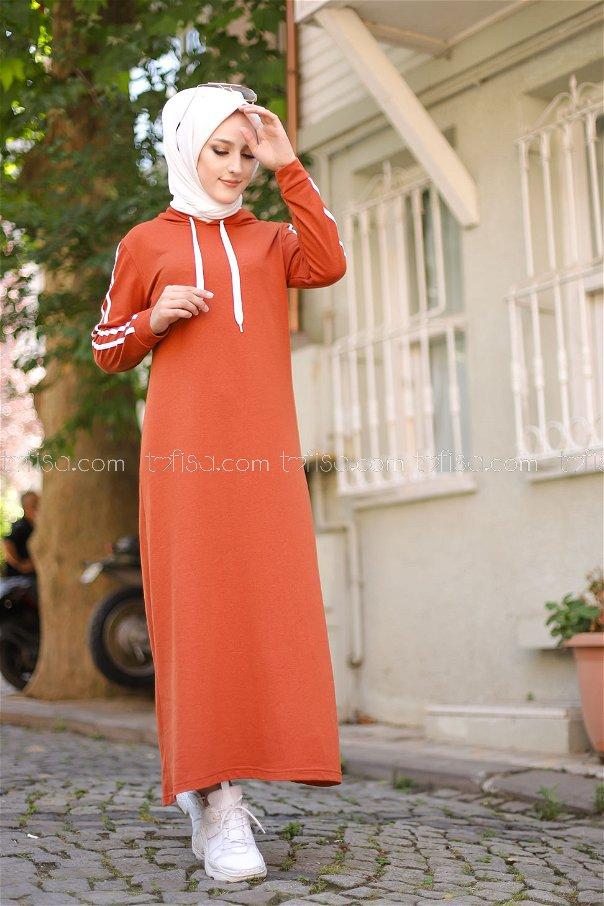 Dress Hooded Tile - 3227
