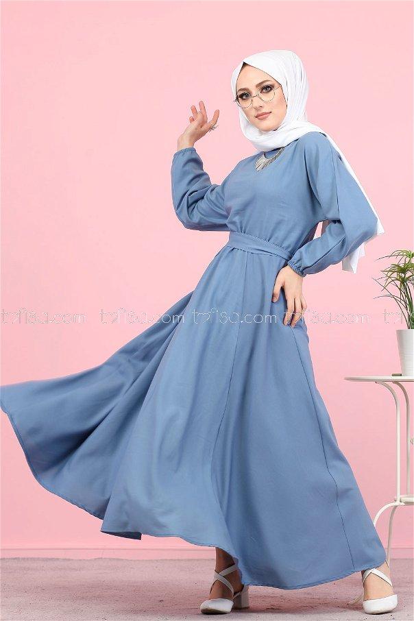 Dress Indigo - 3052