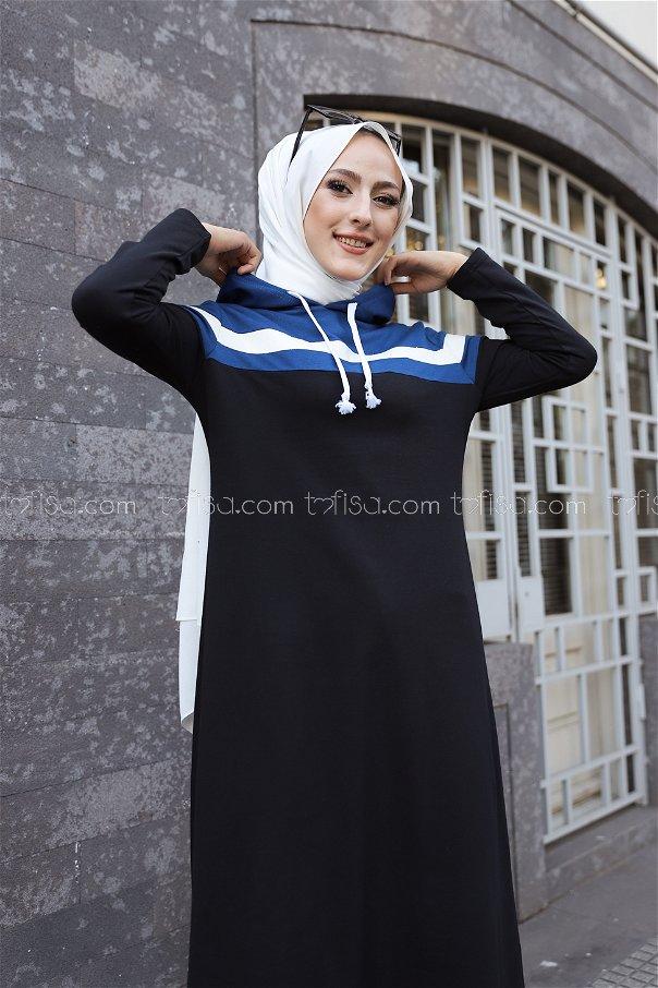 Dress Indigo - 3090