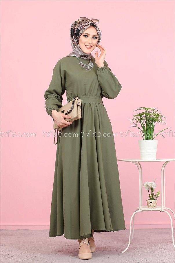 Dress Khaki - 3052