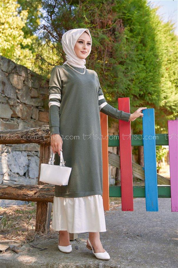 Dress Khaki - 3080