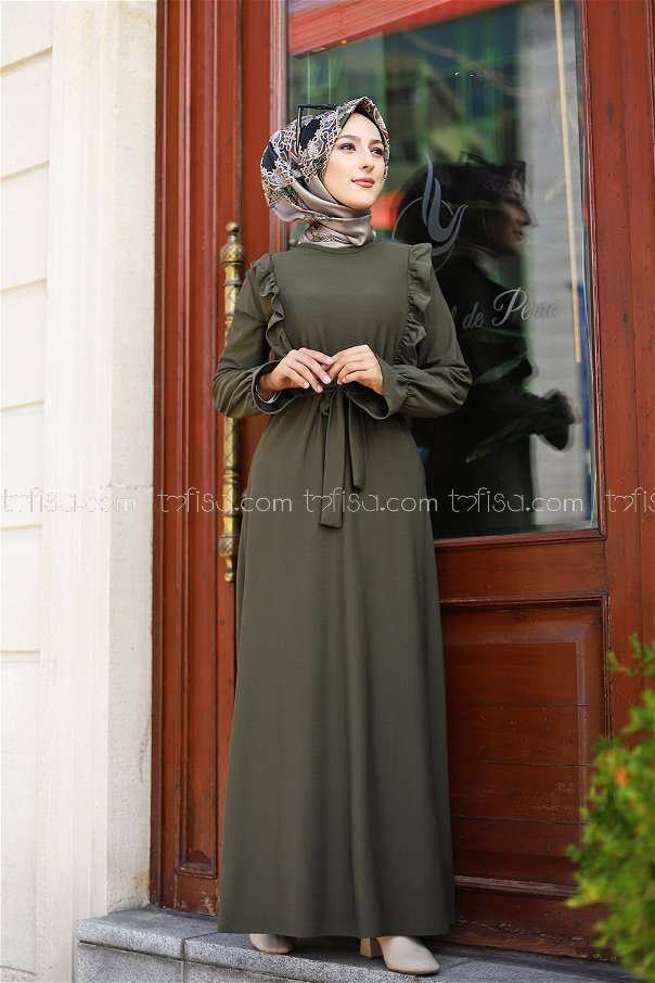 Dress Khaki - 3291