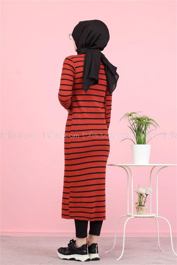 Dress Knitwear Orange - 8261