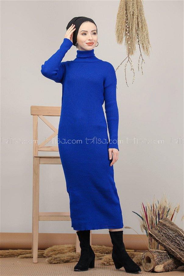 Dress Knitwear throated Saks - 8142