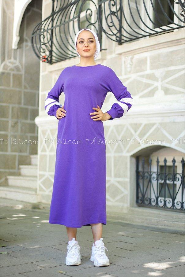 Dress Light Purple - 4134