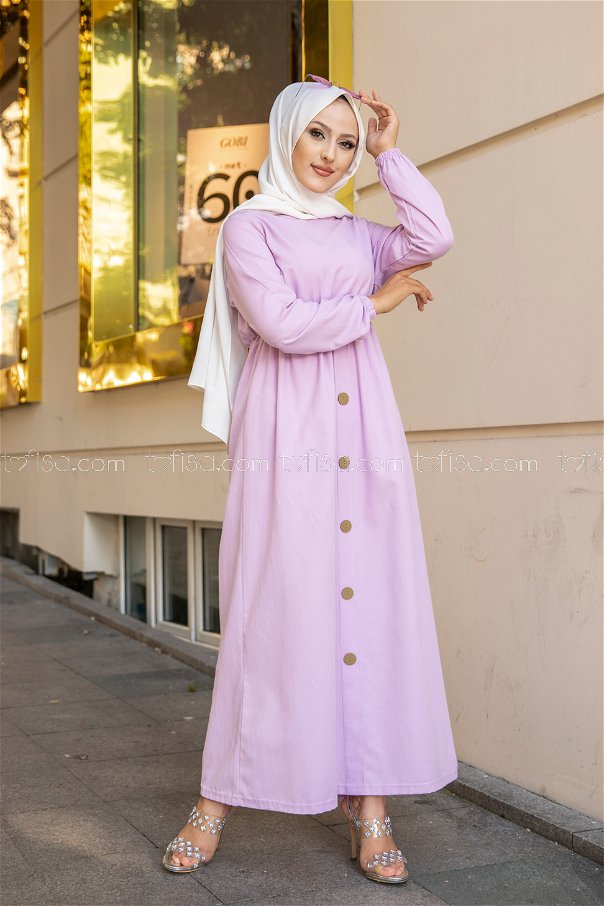 Dress Lilac - 8369