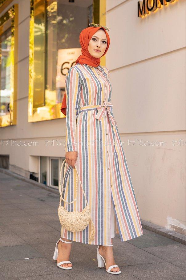Dress Mink Yellow - 9057