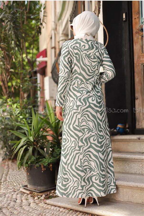 Dress Mint - 8553