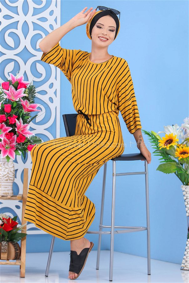 Dress Mustard - 03 5149