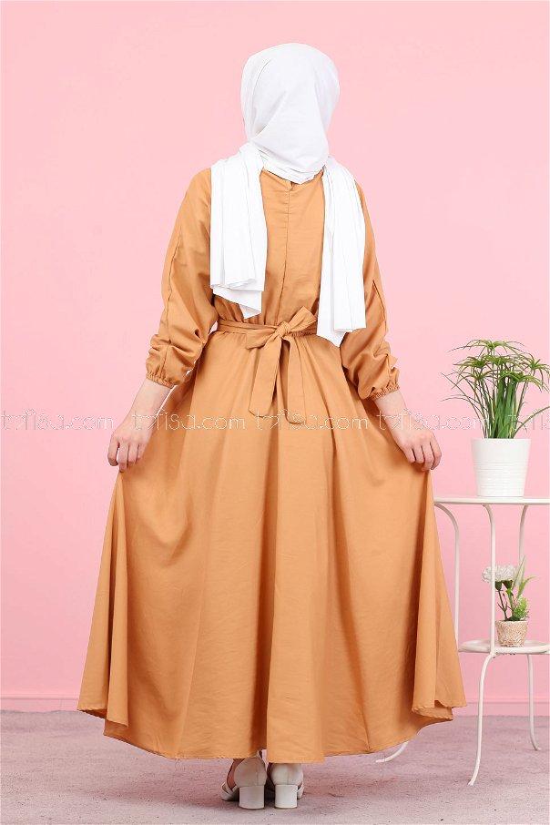 Dress Mustard - 3052