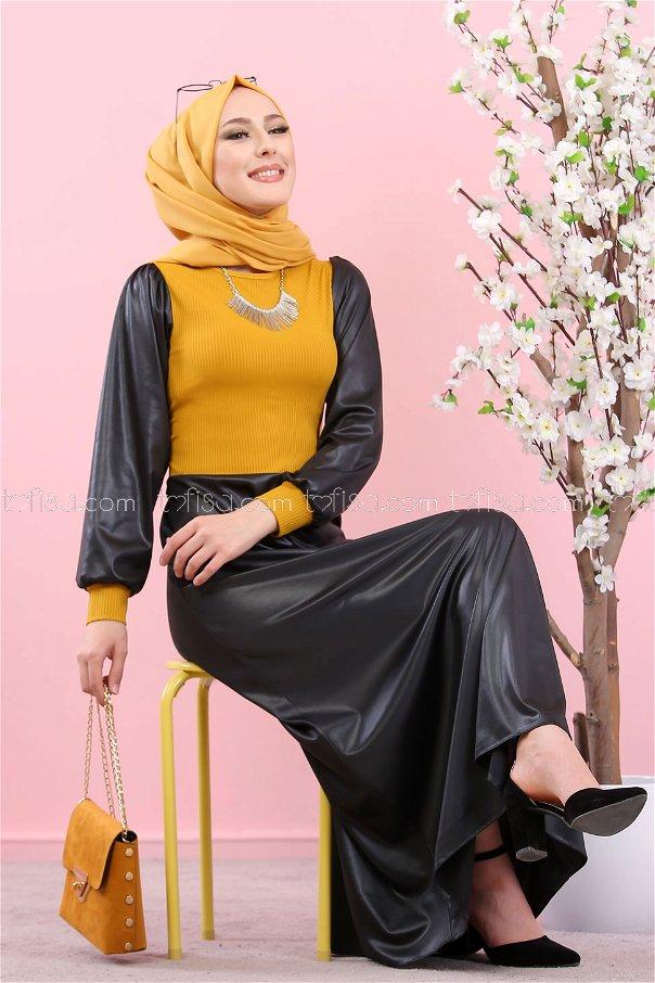 Dress Mustard - 3060