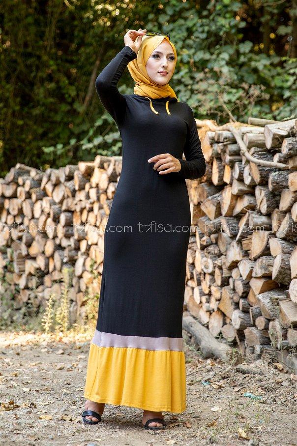 Dress Mustard - 3075