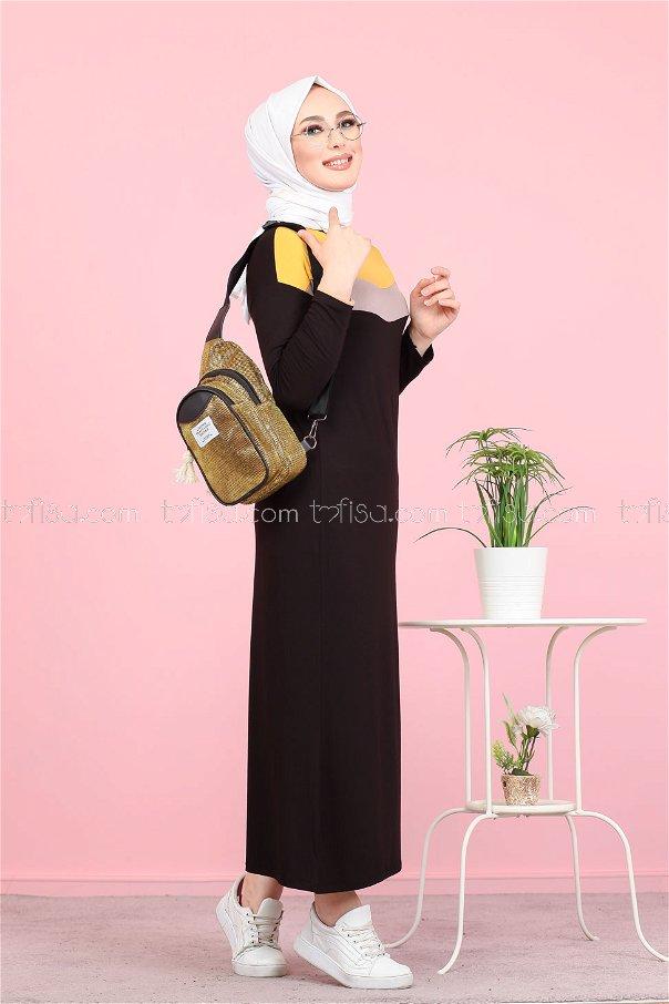 Dress Mustard - 3081