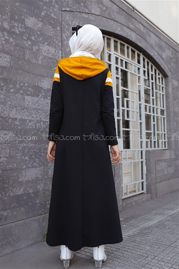 Dress Mustard - 3090