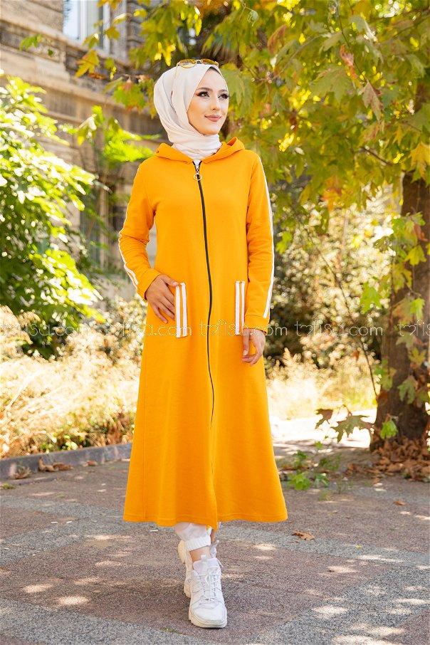 Dress Mustard - 4140