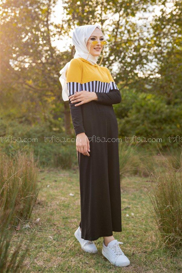 Dress Mustard - 5260