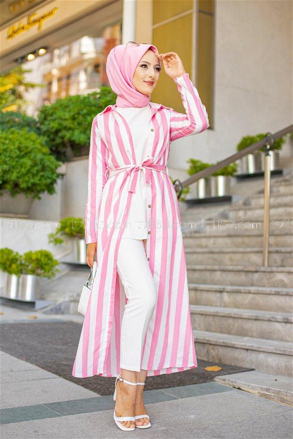Dress Pink - 9057