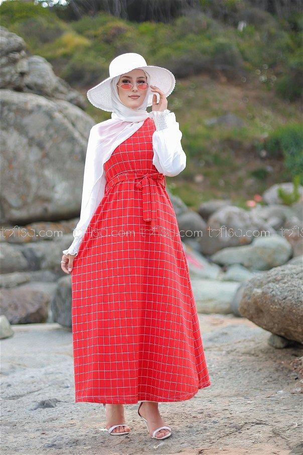 Dress Red - 3229