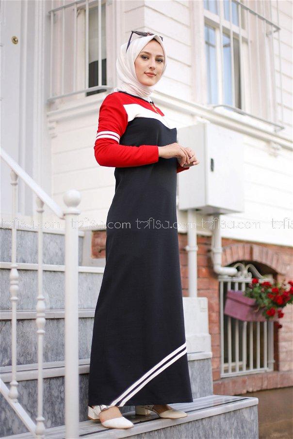 Dress Red - 5249