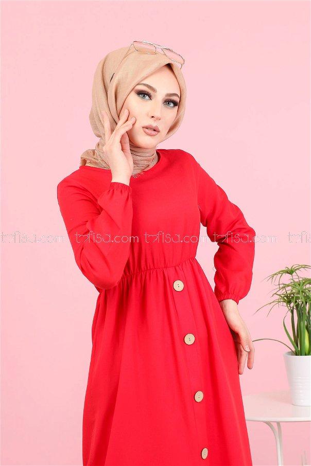 Dress Red - 8369