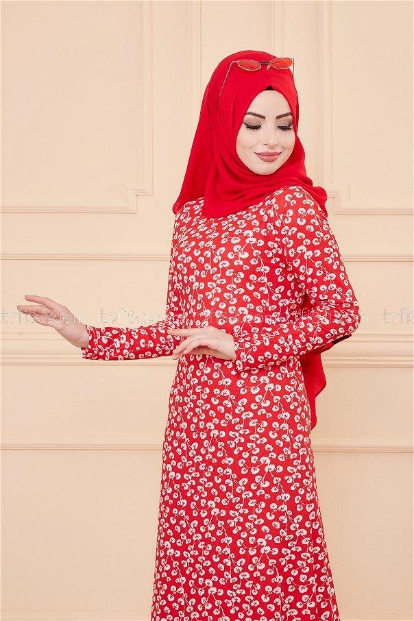 Dress Red - 8519