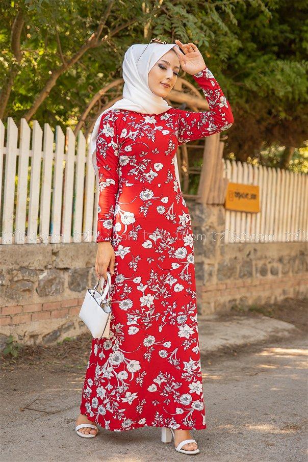 Dress Red - 8589