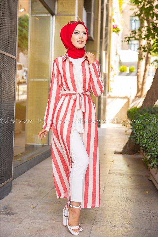 Dress Red - 9057