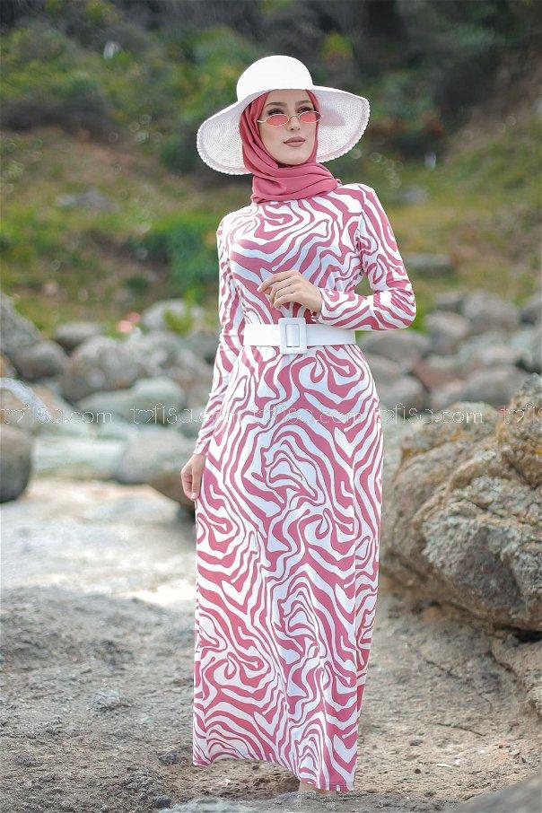 Dress Rose - 8553