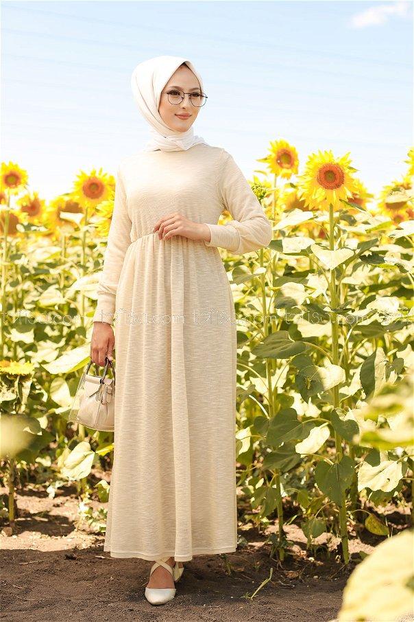 Dress Silvery Stone - 8390