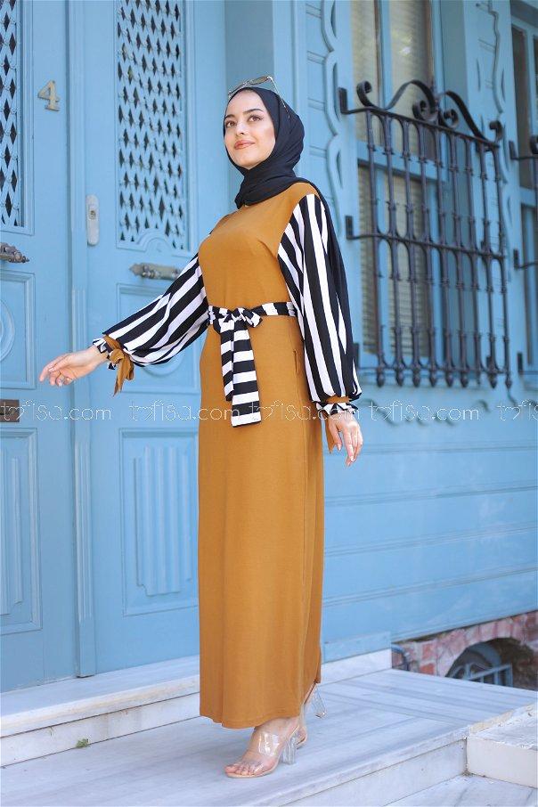 Dress Tan - 5266