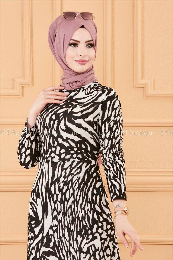 Dress WHITE - 8768