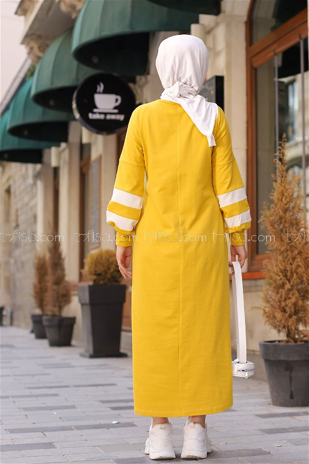 Dress Yellow - 4134