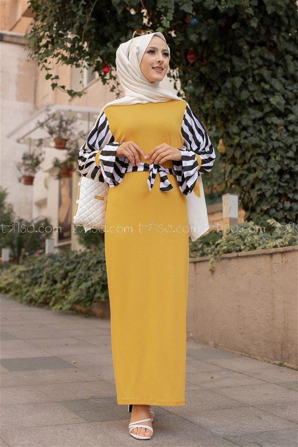 Dress Yellow - 5266