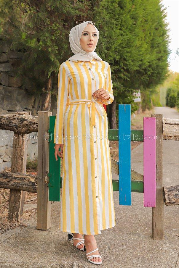 Dress Yellow - 9057