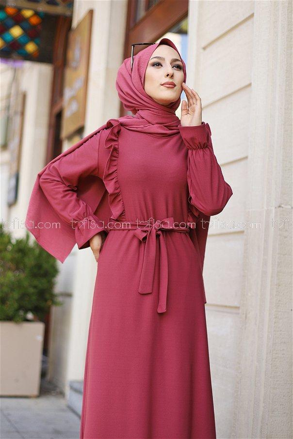 Elbise Gül - 3291