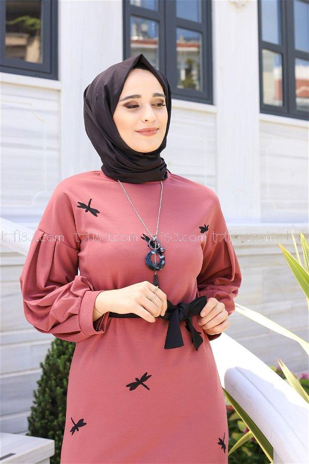Elbise Kemer Gül - 9023