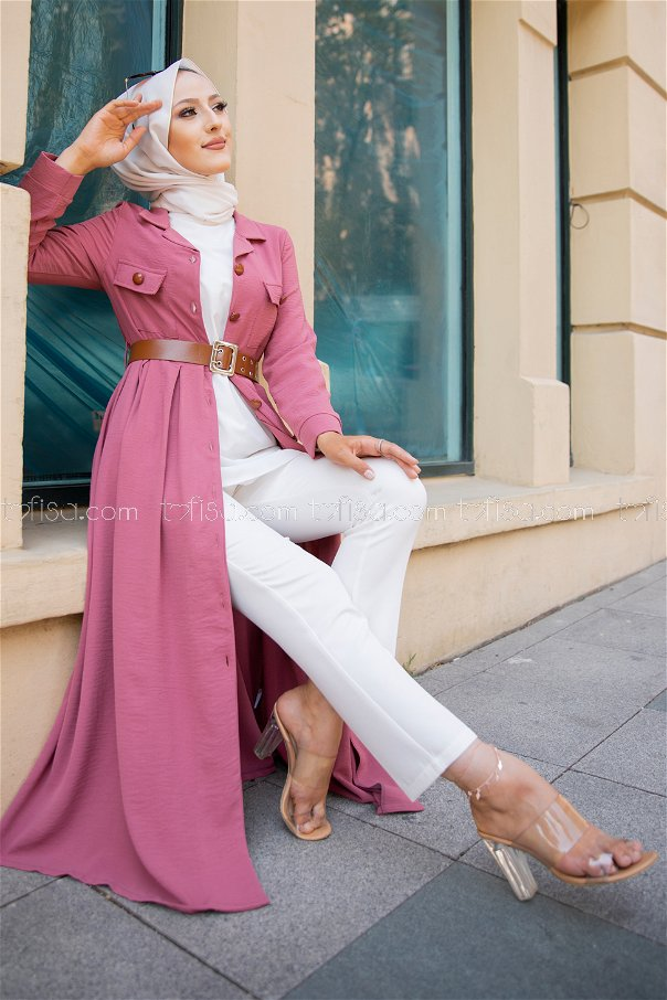 Elbise Kemer Gül - 9055