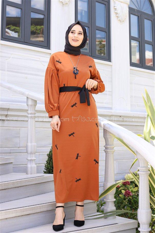 Elbise Kemer Taba - 9023