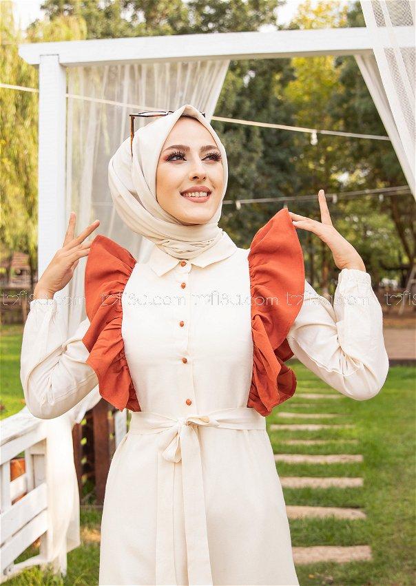 Elbise Kiremit - 3125