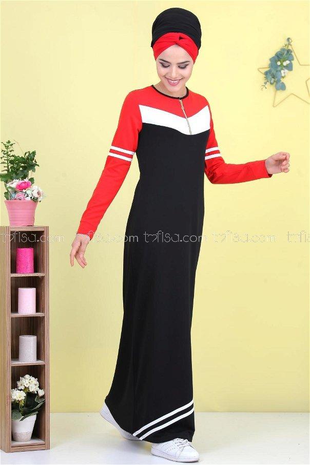 Elbise Siyah - 02 5122