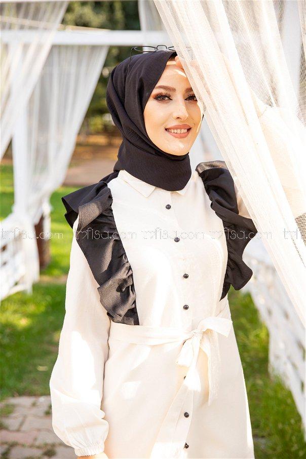 Elbise Siyah - 3125