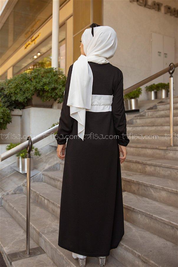 Elbise Siyah - 3280