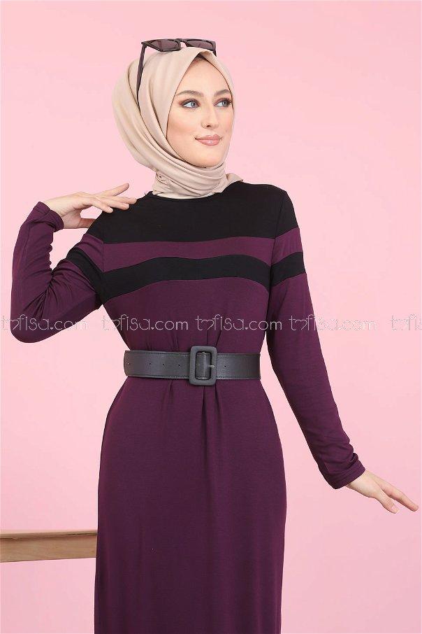 Elbise Siyah - 5264