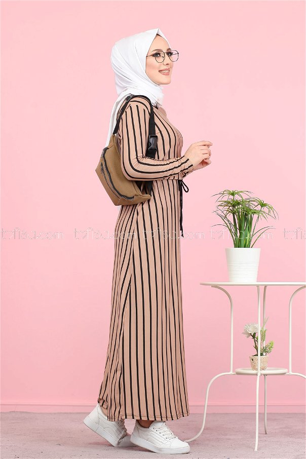 Elbise Vizon - 5254