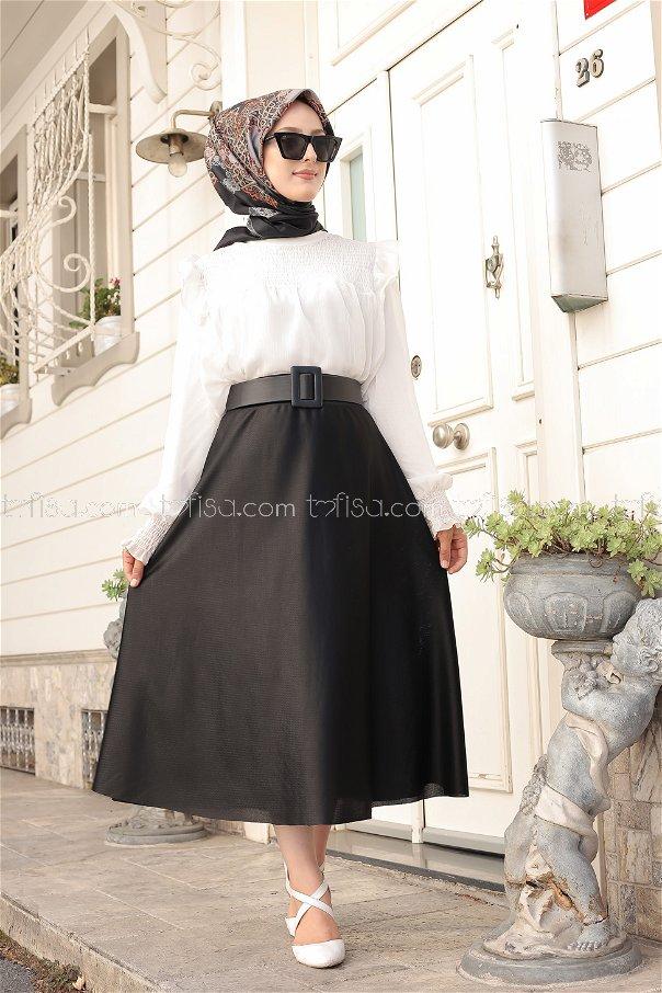 Etek Siyah - 3124